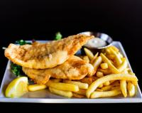 Are you craving the seafood or fish and chips in particular? Do you want to have it right away instead of waiting for hours before your fish & chips are ready to eat, then you have the option of going to the Flying Monkeys Restaurant & Shisha Lounge for the hot and crispy snapper fish,